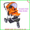 Europäischer grosse Rad-Baby-Spaziergänger der Art-3