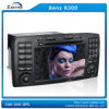 7 reproductores de DVD del coche de la calidad para el Benz R300 con la navegación del estruendo GPS de la pulgada HD uno del Rds del iPod del GPS Bluetooth (z-2908) con el cuadro de Bluletooth en el iPod Rds (Z-2100) del cuadro