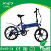 ciclo eléctrico plegable 20 con el mag/la rueda de la aleación