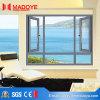 광저우 코너 벽을%s 알루미늄 여닫이 창 Windows