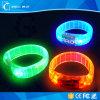 リモコンRGBカラー点滅LED軽いケイ素のリスト・ストラップ