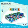 Campo de jogos interno macio plástico de Mcdonalds dos miúdos comerciais novos