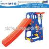 Equipamento que das corrediças das crianças pouco campo de jogos plástico se ajusta (HF-20506)