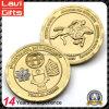Коммеморативная монетка с ретро конструкцией и двойной стороной