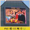 Qualitäts-seltene Produktion im Freien farbenreiche LED-Bildschirmanzeige