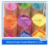 Ral colorea la capa Thermoset del polvo del poliester de epoxy