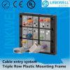 Blocco per grafici di montaggio di plastica dell'entrata del cavo di Panelboard (CES24 2ET)