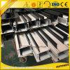 Porte coulissante en aluminium d'usine d'OEM Chine pour la porte de garantie