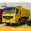 Volquete usado 6X4 del carro de vaciado de las ruedas de 336HP HOWO 10 con las buenas condiciones para África