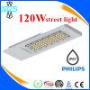 Luz de rua brilhante super do diodo emissor de luz com excitador de Meanwell e Philips Les
