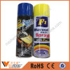 Metallischer Spray-Lack-Chrom-Effekt-Spray-Lack-Leuchtstofflack-Spray