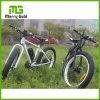 Fahrrad des Lithium-Batterie-fettes Gummireifen-E für Berg/Snowy-Bereich