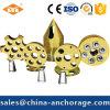 Roca y suelo de las ventas del surtidor de China que aseguran el sistema