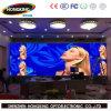 Visualización de LED publicitaria de interior de P10 1/4 Scanl
