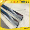 Подгонянный алюминиевый Polished профиль для алюминиевого ливня