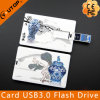 カスタムロゴのクレジットカードUSB3.0フラッシュ・メモリ(YT-3101-3.0)