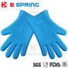 Inneres geformte Entwurfs-hitzebeständige Ofen-Handschuh-Silikon-Gummi-Handschuhe