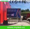 Visualización de LED caliente de la publicidad al aire libre de la venta P10 SMD
