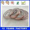 Cinta de cobre adhesiva de la hoja del solo silicón lateral de la alta calidad 0.06m m