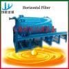 Filtro horizontal