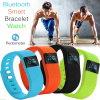 OLED Bluetoothのスポーツの作業の適性の追跡者のスマートなブレスレット