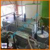Équipement de régénération d'huile de moteur noire de Chine dans la gestion des déchets
