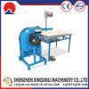 maquinaria de enchimento da esponja da pena da capacidade 100-150kg/H com escala