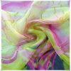 Чисто Silk шифоновая ткань для напечатано