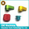 Productos por encargo del hogar del metal del CNC de la precisión durable
