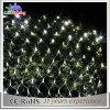 Luzes mornas novas da rede de fio do PVC das decorações do Natal do diodo emissor de luz do branco