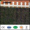 Pannelli viola artificiali di plastica della rete fissa della vite del foglio del PVC di prezzi bassi