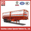 Chemisches Liquid Tank Container Corrosive Tanker Transportation 20cbm Semi Trailer