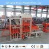 Machine de fabrication de brique concrète automatique de protection de l'environnement