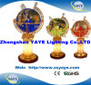 Yaye Hot Sell Lighting Gemstone Globe, World Globe, Christmas Gifts for Home /Office Decoration