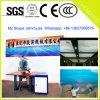 Máquina de soldadura de alta freqüência principal dobro do teto do estiramento do PVC do &Hf
