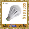 3W Plastic LED Bulb Lamp