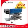 High-technology машина маркировки лазера волокна лазерного принтера/металла