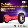電気スクーターBluetoothのバランスをとっている自己スマートなボードを漂わせる2つの車輪
