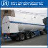 Tanque criogênico do transporte do petroleiro de estrada do argônio do nitrogênio do oxigênio