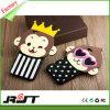 iPhone를 위한 사랑스러운 원숭이 디자인 실리콘 전화 상자 5 5s