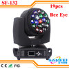 RGBW 4in1 Bee Eye LED Moving Head Stage Light