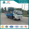 DFAC 4X2 Ha scopato-Body Refuse Collector Truck
