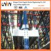 国連無線のシャトルパレットラッキングシステム