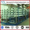 Dessanilização do RO da planta do tratamento da água