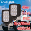 Neues 12V Wholesale Car Accessories EMC Function 45W Commercial Electric LED Work Light