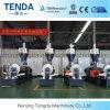 Tenda, das Co-Dreht, bereiten die Plastikkörnchen auf, die Maschinen-Preis bilden