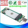 PCBA para Pcie módulo, con unidades de placa PCB Pcie