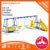 Ginnastica Small Kids Plastic Slide e Swing