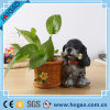 Table 정원 Decoration에 OEM Polyresin Flower Pot
