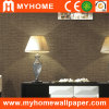 Texture liso Wall Paper com Deep Embossed